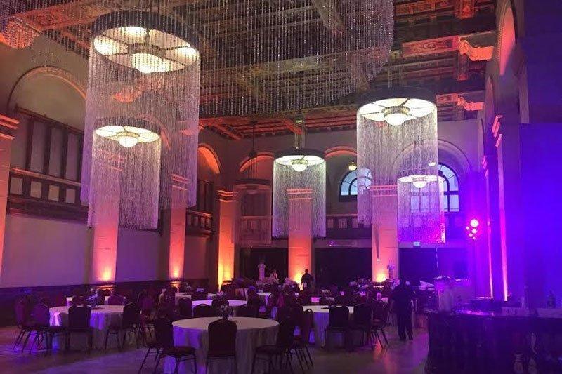 Majestic Halls