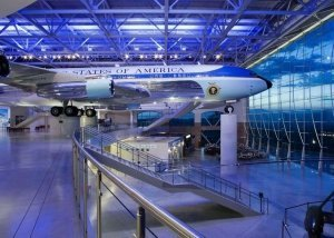 Air Force One - Ronald Reagan Library